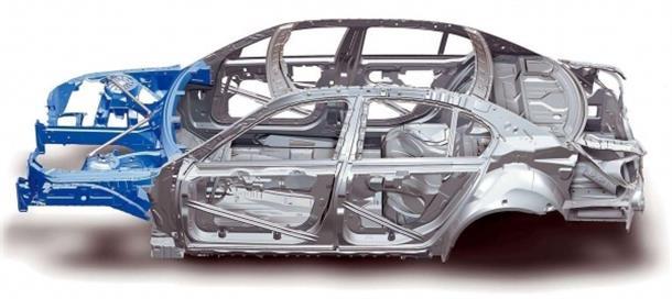 تحقیق طراحی شاسی و بدنه خودرو