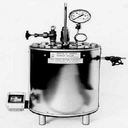 گزارش آزمایشگاه ترمودینامیک (آزمایش دیگ مارست)