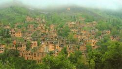 پاورپوینت معماری شهر ماسوله
