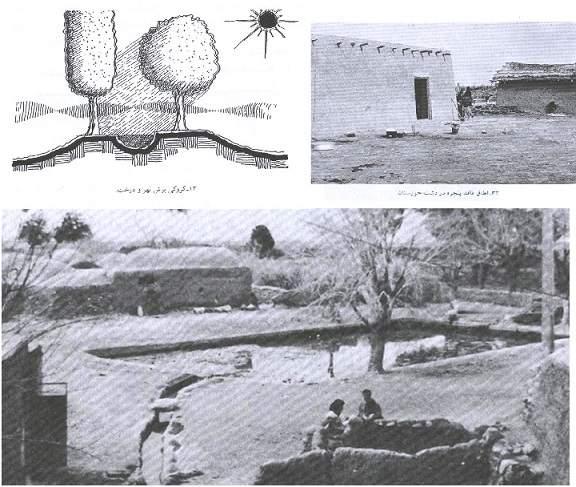 پاورپوینت بررسی معماری روستایی ایران