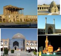 پاورپوینت بررسی معماری در اسلام