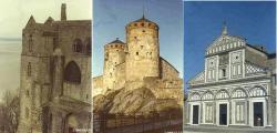 پاورپوینت بررسی معماری قرون وسطی