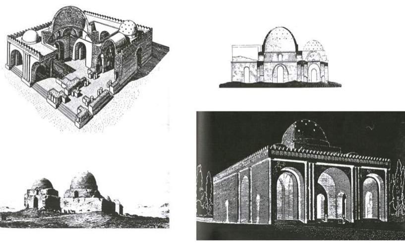 پاورپوینت بررسی شیوه معماری پارتی
