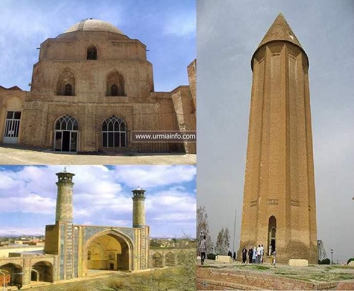 پاورپوینت بررسی شیوه معماری آذری